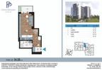 Mieszkanie w inwestycji Panorama Park, Białystok, 35 m² | Morizon.pl | 1482 nr2