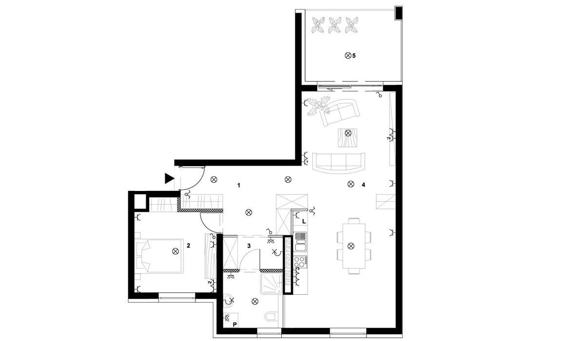 Mieszkanie w inwestycji Apartamenty Pod Żaglami, Zegrze Południowe, 73 m²   Morizon.pl   3070