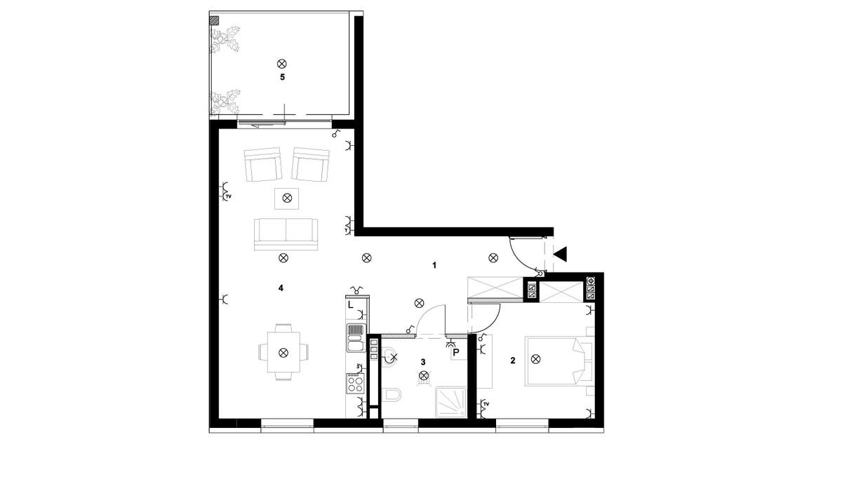 Mieszkanie w inwestycji Apartamenty Pod Żaglami, Zegrze Południowe, 62 m²   Morizon.pl   3082