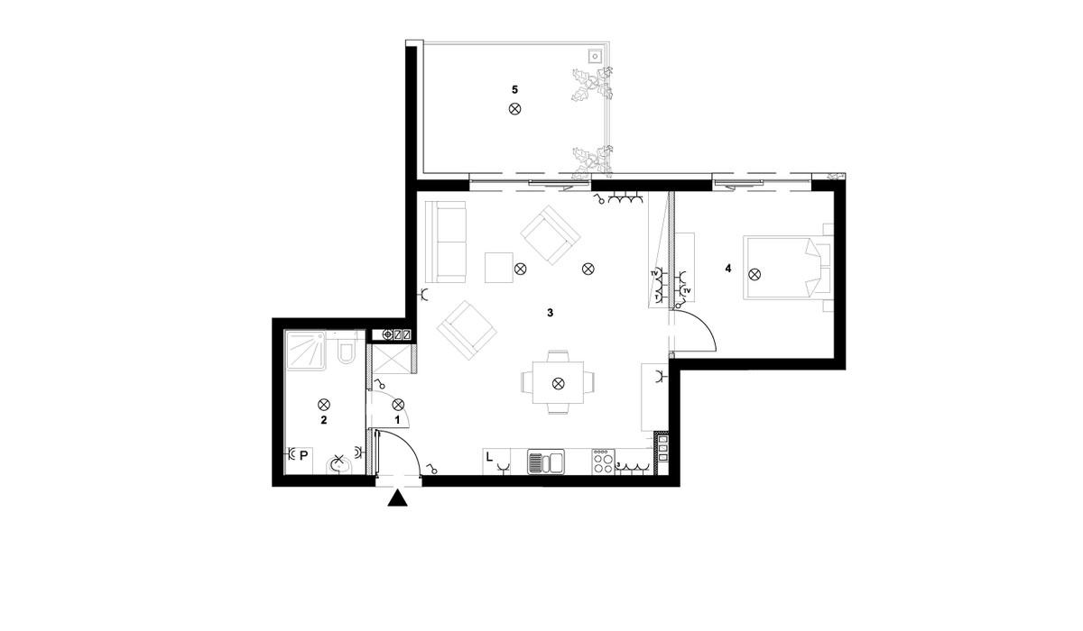 Mieszkanie w inwestycji Apartamenty Pod Żaglami, Zegrze Południowe, 56 m²   Morizon.pl   3087