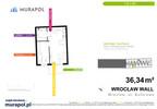 Mieszkanie w inwestycji Murapol Zielona Toskania, Wrocław, 36 m² | Morizon.pl | 7130 nr2