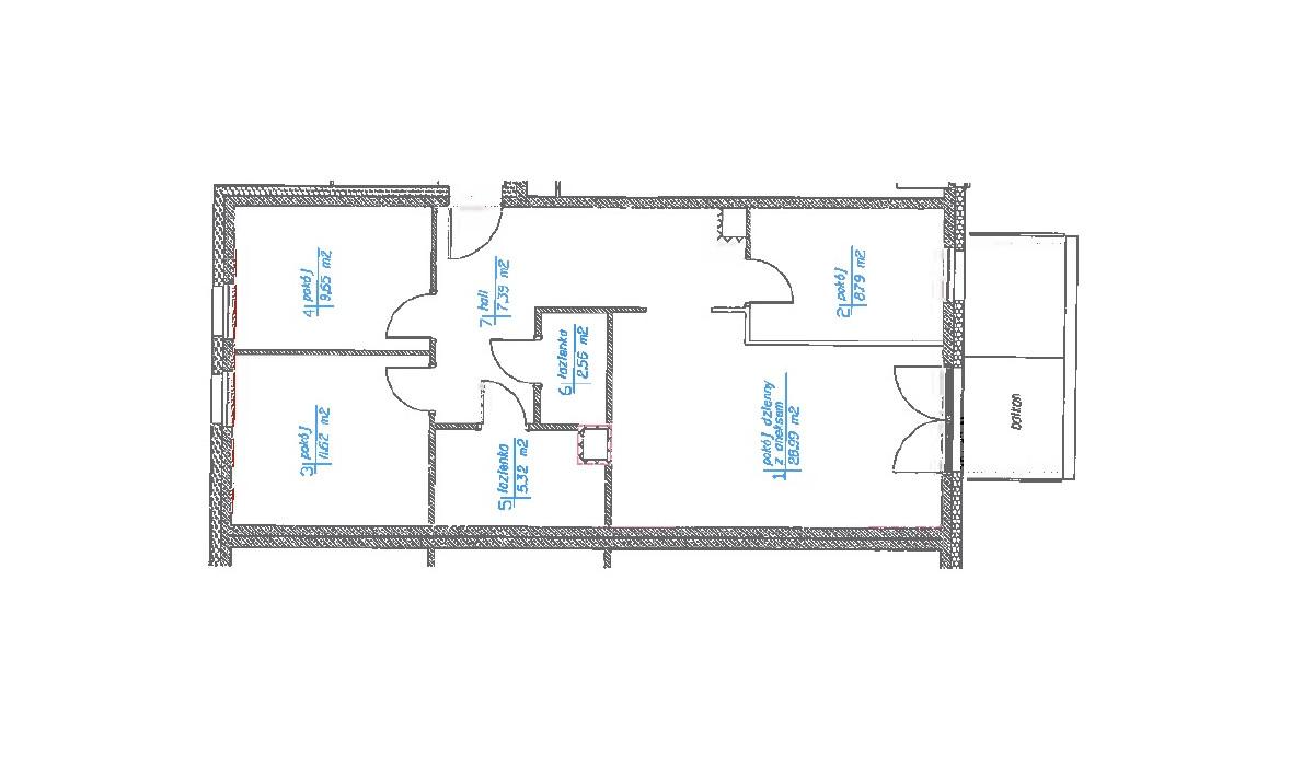Mieszkanie w inwestycji Bulwary Augustówka, Warszawa, 74 m² | Morizon.pl | 4106