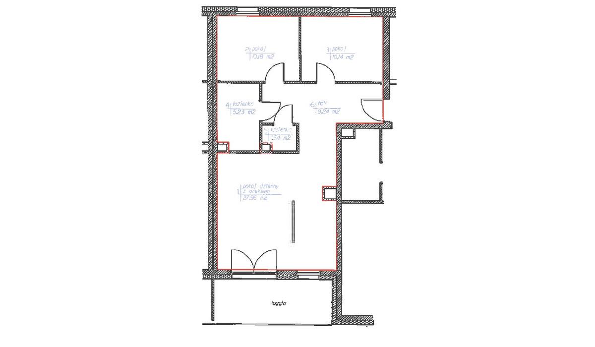Mieszkanie w inwestycji Bulwary Augustówka, Warszawa, 64 m² | Morizon.pl | 4087