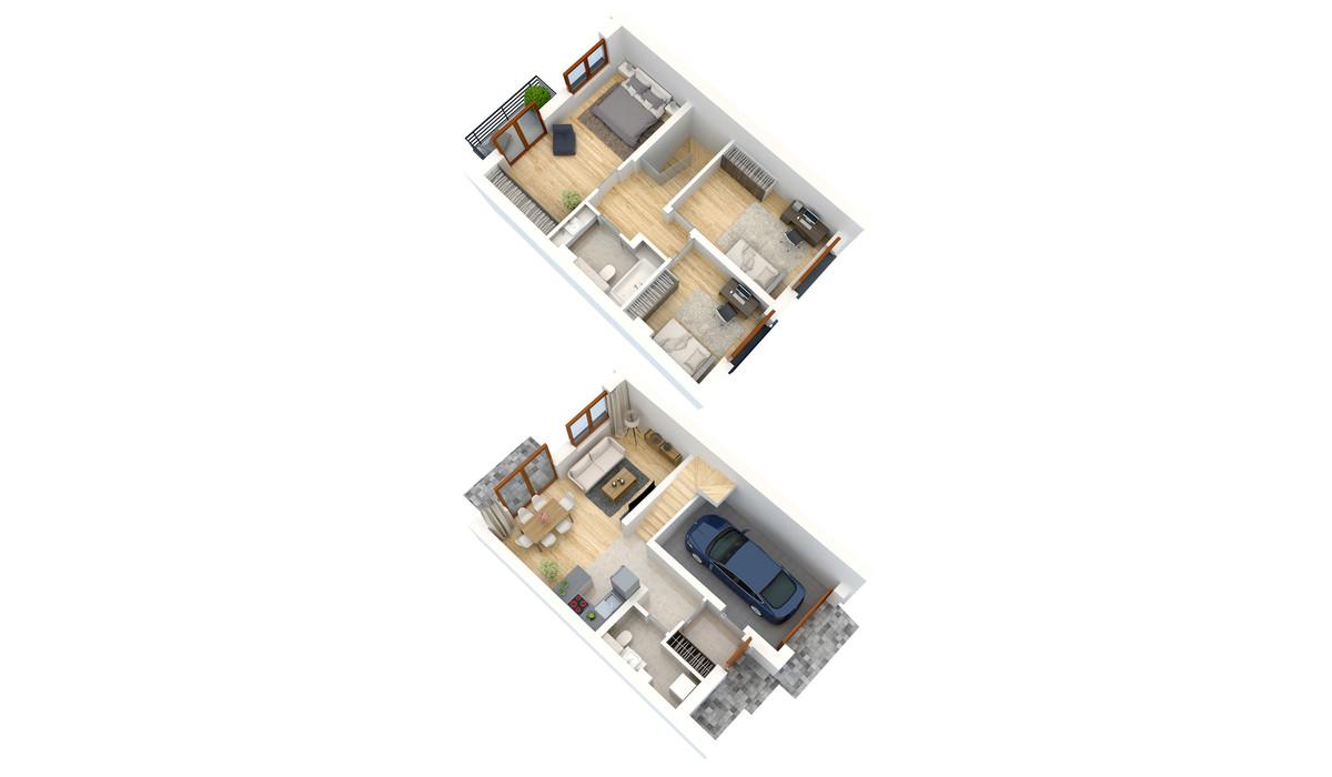 Mieszkanie w inwestycji Zielona Aleja, Radzymin (gm.), 110 m² | Morizon.pl | 2125