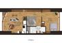 Morizon WP ogłoszenia | Mieszkanie w inwestycji Jordanowska, Kraków, 45 m² | 6832