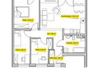 Mieszkanie w inwestycji Osiedle Ogrodowe - Świętochłowice, Świętochłowice, 70 m²   Morizon.pl   7541 nr2