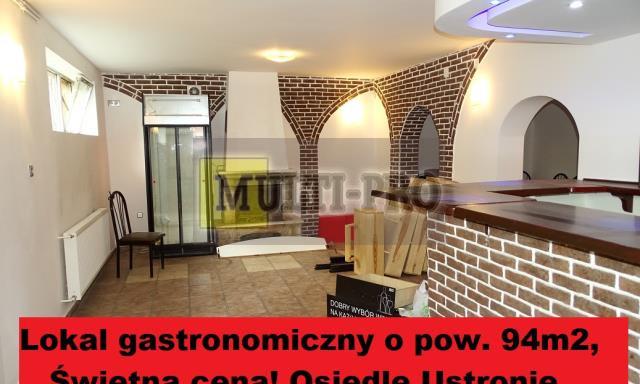 Lokal gastronomiczny do wynajęcia <span>Lubiński, Lubin</span>