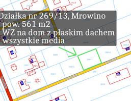 Morizon WP ogłoszenia | Działka na sprzedaż, Mrowino Południowa, 561 m² | 4594