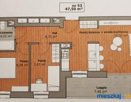 Morizon WP ogłoszenia   Mieszkanie na sprzedaż, Białystok Bema, 48 m²   3802