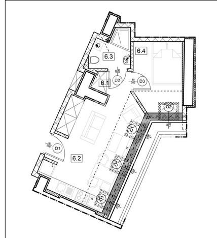 Morizon WP ogłoszenia | Mieszkanie na sprzedaż, Szczecin Centrum, 25 m² | 6684