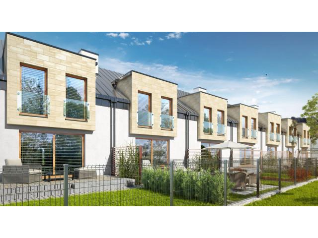 Morizon WP ogłoszenia | Dom w inwestycji Os. Porąbki w Rzeszowie, Rzeszów, 117 m² | 4331