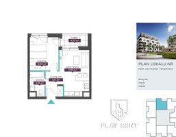Morizon WP ogłoszenia | Mieszkanie na sprzedaż, Warszawa Służewiec, 40 m² | 0906