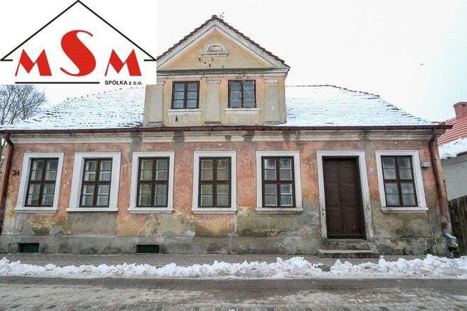 Morizon WP ogłoszenia   Dom na sprzedaż, Nieszawa 3-go Maja, 180 m²   7380