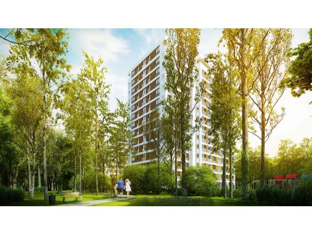 Morizon WP ogłoszenia | Mieszkanie w inwestycji Red Park, Poznań, 74 m² | 8157