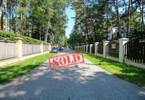 Morizon WP ogłoszenia | Działka na sprzedaż, Konstancin-Jeziorna, 2200 m² | 7998