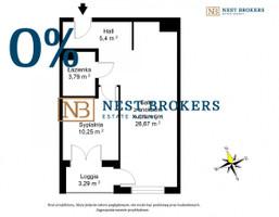 Morizon WP ogłoszenia | Mieszkanie na sprzedaż, Kraków Mistrzejowice, 48 m² | 8999