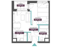Morizon WP ogłoszenia | Mieszkanie na sprzedaż, Warszawa Służewiec, 38 m² | 7089