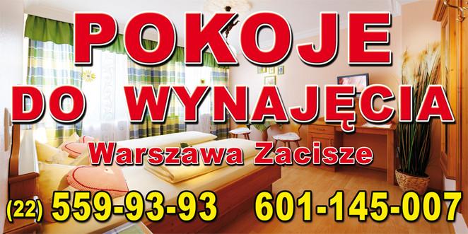 Morizon WP ogłoszenia | Pokój do wynajęcia, Warszawa Zacisze, 15 m² | 9509