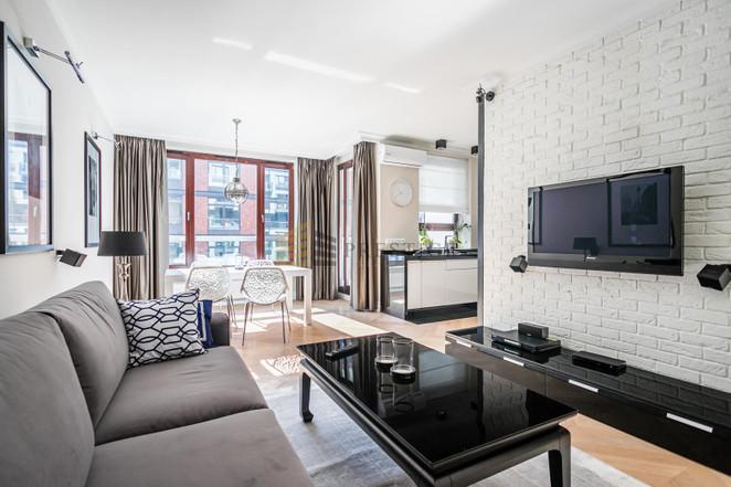 Morizon WP ogłoszenia | Mieszkanie do wynajęcia, Warszawa Powiśle, 89 m² | 0044