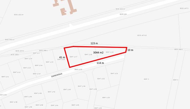 Morizon WP ogłoszenia   Działka na sprzedaż, Gdańsk Kokoszki, 3044 m²   2927