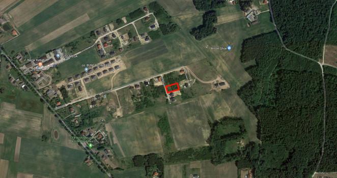 Morizon WP ogłoszenia | Działka na sprzedaż, Leźno Brzozowa, 1004 m² | 6749