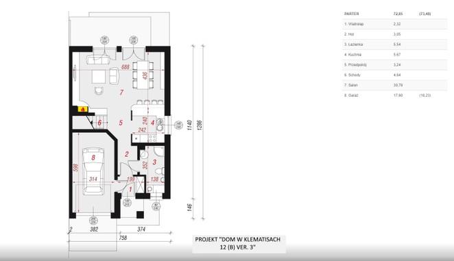 Morizon WP ogłoszenia | Dom na sprzedaż, Gdańsk Matarnia, 185 m² | 1073