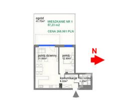 Morizon WP ogłoszenia | Mieszkanie na sprzedaż, Częstochowa Częstochówka-Parkitka, 57 m² | 4095