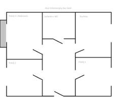 Morizon WP ogłoszenia | Mieszkanie na sprzedaż, Rzeszów Kmity, 50 m² | 6524