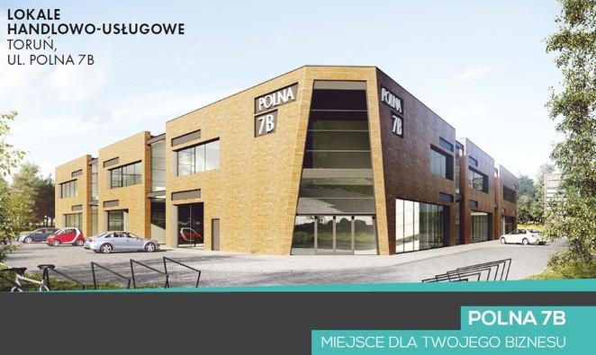 Morizon WP ogłoszenia   Lokal handlowy na sprzedaż, Toruń Wrzosy, 142 m²   1852
