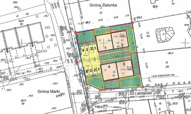 Mieszkanie na sprzedaż <span>Wołomiński (pow.), Zielonka, Letniskowa</span>