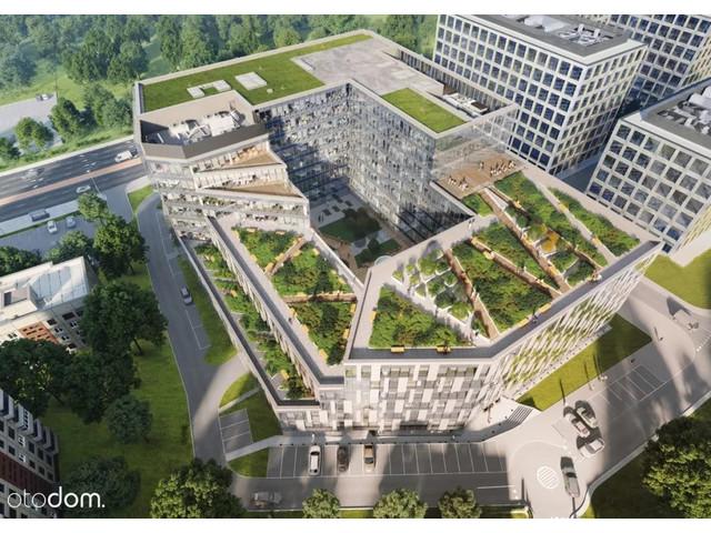 Morizon WP ogłoszenia | Lokal w inwestycji Tischnera Office, Kraków, 4130 m² | 7800