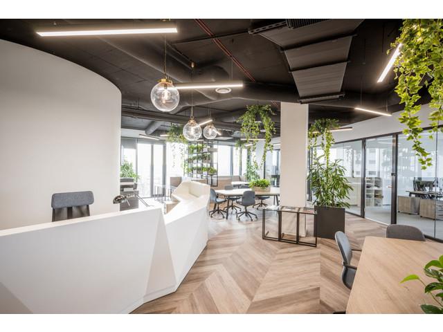 Morizon WP ogłoszenia | Biuro w inwestycji Carbon Tower, Wrocław, 1535 m² | 9578