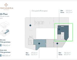 Morizon WP ogłoszenia | Biuro w inwestycji Tischnera Office, Kraków, 560 m² | 4393