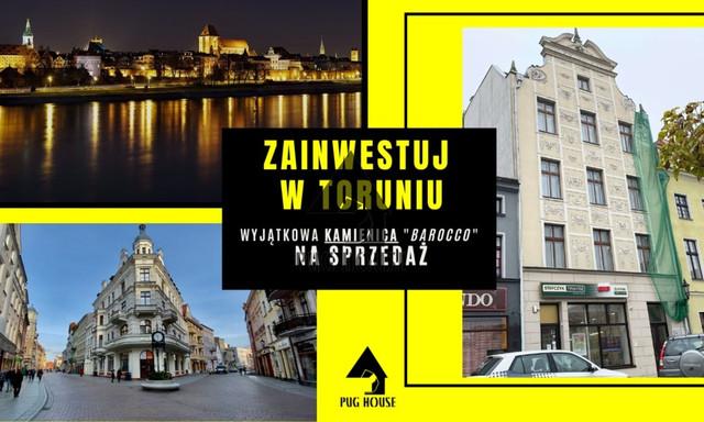 Lokal użytkowy na sprzedaż <span>Toruń, Stare Miasto</span>