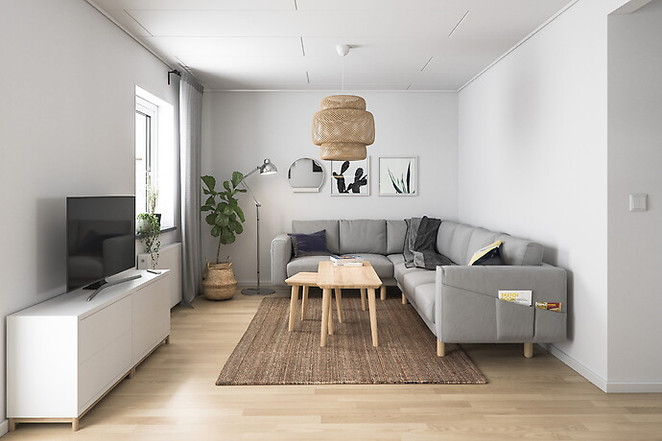 Morizon WP ogłoszenia | Mieszkanie na sprzedaż, Tychy Żwaków, 38 m² | 6366