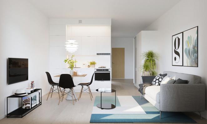 Morizon WP ogłoszenia | Mieszkanie na sprzedaż, Tychy Żwaków, 52 m² | 0564