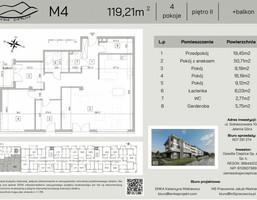 Morizon WP ogłoszenia   Mieszkanie na sprzedaż, Jelenia Góra Cieplice Śląskie-Zdrój, 119 m²   8870
