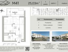 Morizon WP ogłoszenia | Kawalerka na sprzedaż, Jelenia Góra Cieplice Śląskie-Zdrój, 25 m² | 8776