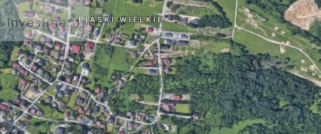 Działka na sprzedaż <span>Kraków, Kraków-Podgórze, Piaski Wielkie, Rżącka</span>