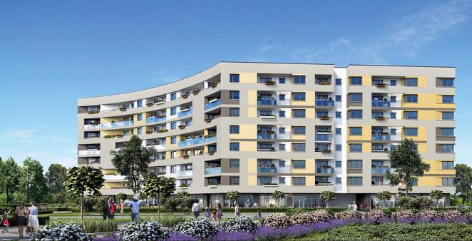 Morizon WP ogłoszenia | Mieszkanie w inwestycji Ursus. Posag 7 Panien, Warszawa, 57 m² | 3076