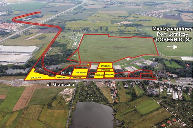 Morizon WP ogłoszenia | Działka na sprzedaż, Wrocław Fabryczna, 13968 m² | 4376