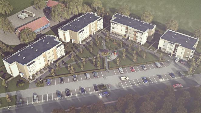 Morizon WP ogłoszenia | Mieszkanie na sprzedaż, Robakowo, 42 m² | 2542