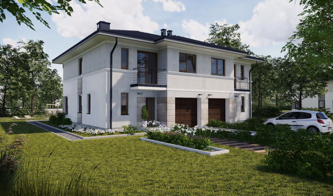 Morizon WP ogłoszenia | Dom na sprzedaż, Nowa Iwiczna MLECZARSKA, 141 m² | 0336