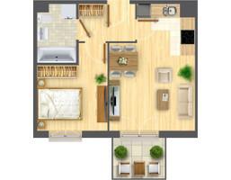 Morizon WP ogłoszenia | Mieszkanie w inwestycji Nowa Myśliwska, Kraków, 39 m² | 5600
