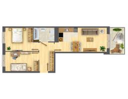 Morizon WP ogłoszenia | Mieszkanie w inwestycji Nowa Myśliwska, Kraków, 52 m² | 5604