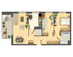 Morizon WP ogłoszenia | Mieszkanie w inwestycji Nowa Myśliwska, Kraków, 67 m² | 5695