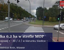 Morizon WP ogłoszenia   Działka na sprzedaż, Warszawa Anin, 2016 m²   8127