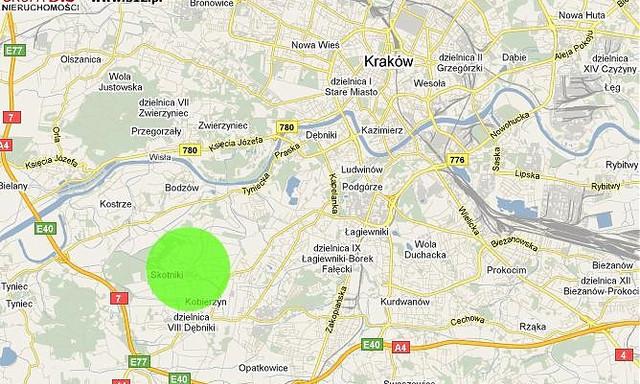 Dom na sprzedaż <span>Kraków, Skotniki, Dobrowolskiego</span>