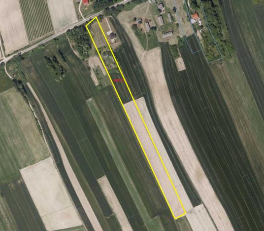 Morizon WP ogłoszenia | Działka na sprzedaż, Kosarzew Górny, 24100 m² | 7067