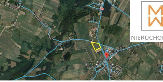 Działka do wynajęcia <span>Kartuski, Żukowo, Miszewo, GDYŃSKA</span>